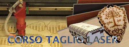 Corso Lasercutter base & Abilitazione - Taglio e...