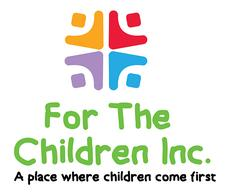 FOR THE CHILDREN INC. logo