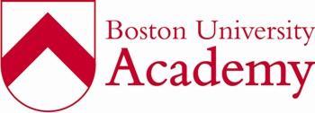 BU Academy Financial Aid Benefit 2012