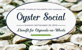Aureole's Fourth Annual Oyster Social