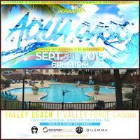 Aqua Oasis (R&B Showcase) & Pool Party
