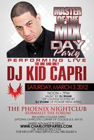 Kid Capri Master Mix Day Party