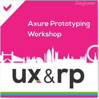 Full-Day Axure Prototyping Workshop - August 14th