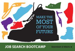 Job Search Boot Camp for Mature Job Seekers November 18