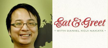 Big in Japan: Eat & Greet with Koji Nakata