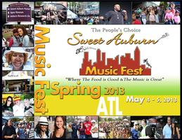 Sweet Auburn Music Festival @ ATLs Hottest Awards Main...