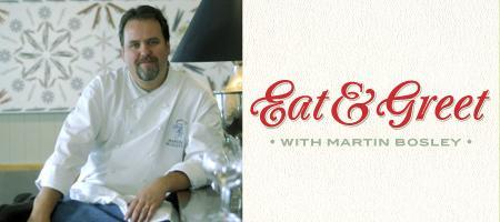Boning and Butchery: Eat & Greet with Martin Bosley