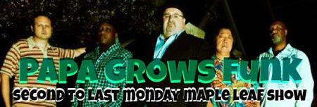Papa Grows Funk's 2nd-to-last MLB Monday Night