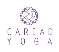 Cariad Yoga logo