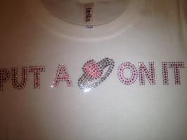 Put A Ring On It Official T~Shirt ~ $20.00