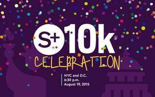 Slate Plus 10k Celebration Happy Hour!