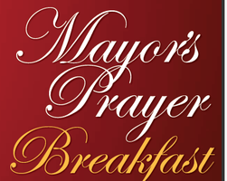 2013 Mayor's Prayer Breakfast