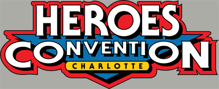 HEROESCON 2016 :: ARTISTS ALLEY TABLE