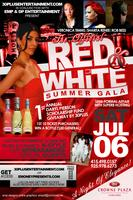 Red & White Summer Gala