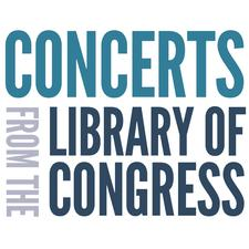 Concerts from the Library of Congress logo