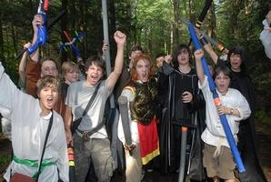 NEW: Teen Sword and Board Night!