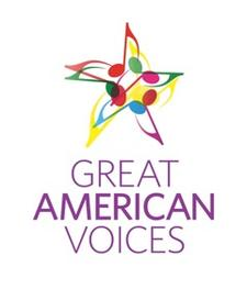 Great American Voices Concert Series logo