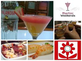 Martini Weekends! @ Ikebana Guaynabo