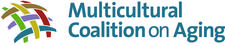 Multicultural Coalition on Aging logo