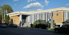 Bibliothèque du Vieux-Saint-Laurent logo