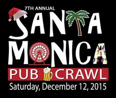 SANTA Monica Pub Crawl 2015