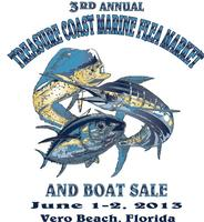 3rd Annual Treasure Coast Marine Flea Market and Boat Sale