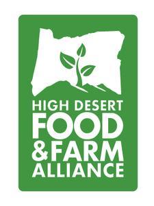 High Desert Food & Farm Alliance logo