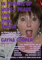 'In Pursuit of World Peace and Thin Thighs' in Windsor
