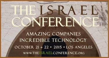 The Israel Conference™ 2015 - APPsolutely!