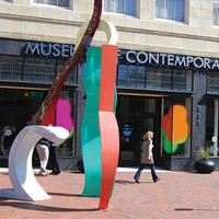 Members' Public Art Walking Tour