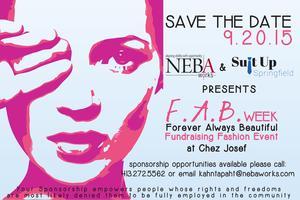 F.A.B. Week Fashion Show!