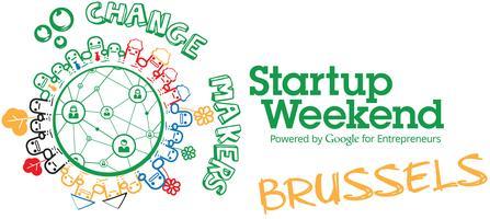 Startup Weekend Brussels Changemakers - 11/15