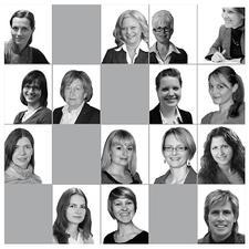 Hypatia - Frauennetzwerk Erneuerbare Energien und Cleantech e.V. und Women of Wind Energy Deutschland  logo