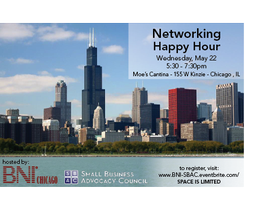 BNI Chicago + SBAC Happy Hour