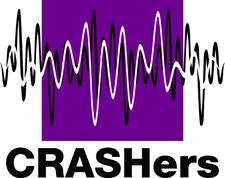 World Music/CRASHarts logo