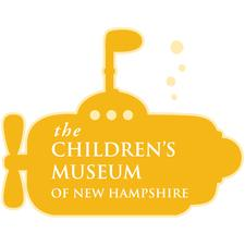 The Children's Museum of New Hampshire logo