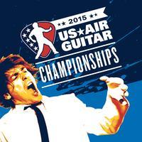 US Air Guitar - 2015 Darkhorse Invitational, sponsored...