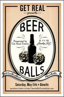 "2nd Annual Get Real Presents ""Beer Balls"" Meatball and..."