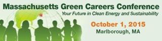 7th Massachusetts Green Careers Conference