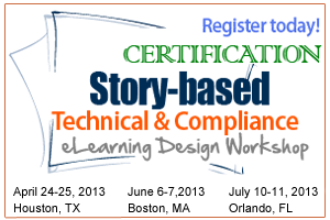 Story-Based Technical and Compliance eLearning Design Workshop