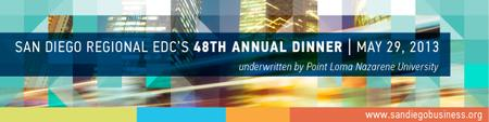 San Diego Regional EDC 48th Annual Dinner
