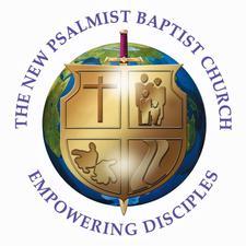 New Psalmist Baptist Church logo
