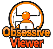 The Obsessive Viewer logo