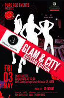 GLAM & CITY - Russian Edition