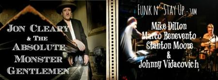Jon Cleary & the Absolute Monster Gentlemen...