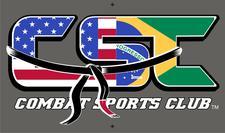 COMBAT SPORTS CLUB logo
