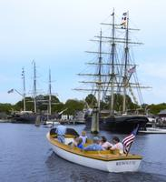 Mystic Seaport Trip