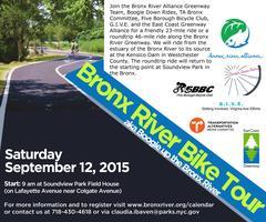 Bronx River Bike Tour