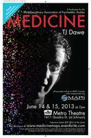 Medicine, by TJ Dawe