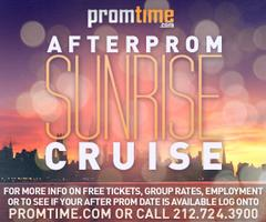 Sunrise After Prom Cruise